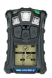 MSA ALTAIR® Combustible Gas, Carbon Monoxide, Hydrogen Sulfide And Oxygen Multi-Gas Detector