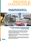 Freezing and Cooling Food