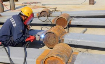 picture of Field Welding