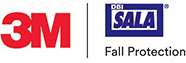 3M AND SALA fall protection Logo