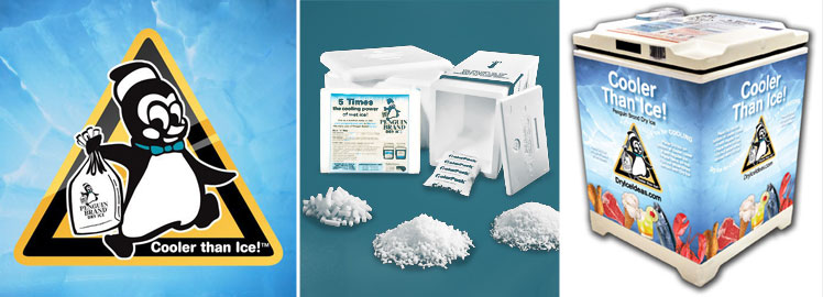 the largest u s  dry ice manufacturer