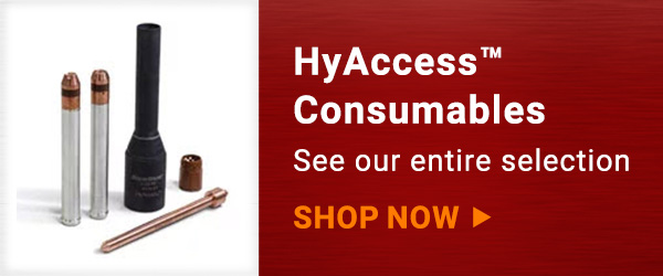 Link to shop Airgas' entire selection of HyAccess consumables