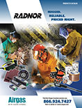 RADNOR Safety Catalog Cover