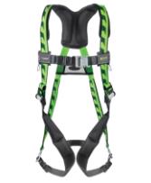 Honeywell Miller® AirCore™ Universal Full Body Harness against white.