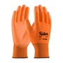 Protective Industrial Products Size 2X G-Tek® GP™ Polyurethane Work Gloves With Nylon Liner And Knit Wrist