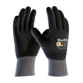 PIP® Size 2X MaxiFlex™ Endurance™ Nitrile Work Gloves With Nylon/Lycra Liner And Knit Wrist