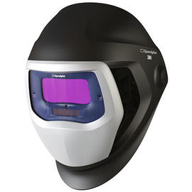 3M™ Speedglas™ Welding Helmet 9100 06-0100-20HHSW, with Hard Hat, Side-Windows and Auto-Darkening Filter 9100X