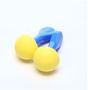 3M™ E-A-R™ EXPRESS™ Pod Plugs™ Earplugs 321-2100, Uncorded, Blue Grips, Pillow Pack