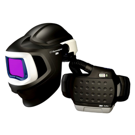 3M™ Adflo™/Speedglas™ 9100 FX Air/9100XXi ADF High Efficiency PAPR Welding Helmet System With 3M™ Speedglas™ Natural Color Technology