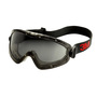 3M® GoggleGear™ Splash Dust Goggles With Gray Frame And Gray Anti-Fog Lens