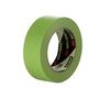3M™ 36 mm X 55 m Green Series 401+6.7 mil Crepe Paper High Performance Masking Tape