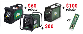 Cutmaster 40, 58 or 60i Plasma Cutters