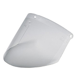 A 3M Face Shield on white background