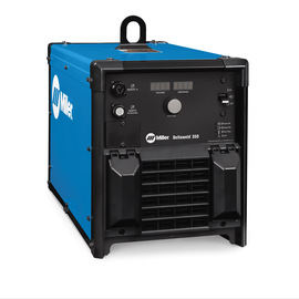 Miller® MIG Runner™ Deltaweld® 350 MIG Welder Power Source, 230 - 460 Volt 350 Amps At 60% Duty Cycle 400 3 Phase 115 lb With ArcConnect
