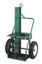 Harper™ Series 950 Extra Heavy Duty Cylinder Cart With 21