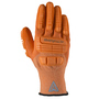 Ansell Size 11 Hi Viz Orange ActivArmr® 15 Gauge Spandex, Polyester And Nylon Cut Resistant Gloves With Knit Wrist, Kevlar® Liner, 3/4