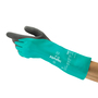 Ansell® Size 10 Seafoam Green AlphaTec® Nitrile Chemical Resistant Gloves