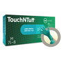 Ansell® Small Green TouchNTuff® 4.7 mil Nitrile Chemical Resistant Disposable Gloves (100 Per Dispenser Box)