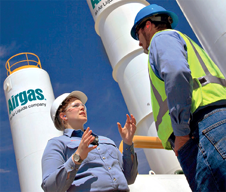 Airgas offers multiple on-site generation solutions to meet your usage needs.