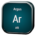 Stylized icon for Argon