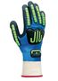SHOWA® Size 9 Nitrile Full Hand Coated Work Gloves With Cotton And Polyester Liner And Knit Wrist