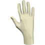 SHOWA™ Large Natural 3 mil Utility Grade Latex Powder-Free Disposable Gloves (100 Gloves Per Box)