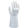 SHOWA® Size 8 White 12 mil PVC Chemical Resistant Gloves