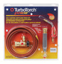 Victor® TurboTorch® Pro-Line™ PL-5ADLX-MC Acetylene Air/Fuel MC Torch Kit, CGA-200 (Includes Regulator, Hose, Tip, And Ergonomic Rear Valve Handle With Quick Disconnect)