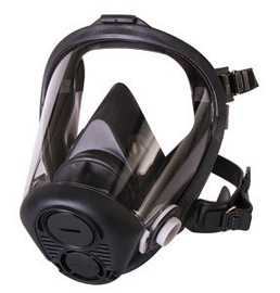 Honeywell Large RU6500 Series Full Face Silicone Air Purifying Respirator With 5-Point Head Strap (Availability restrictions apply.)