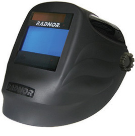 RADNOR® RDX60 Black Welding Helmet With 5