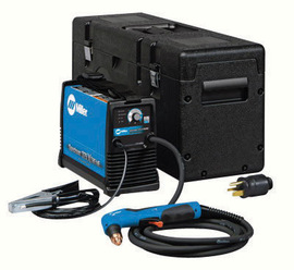 Miller® Spectrum®375 X-TREME™ Plasma Cutter, 120 - 240 Volt With XT30 Hand Torch And 12' Leads