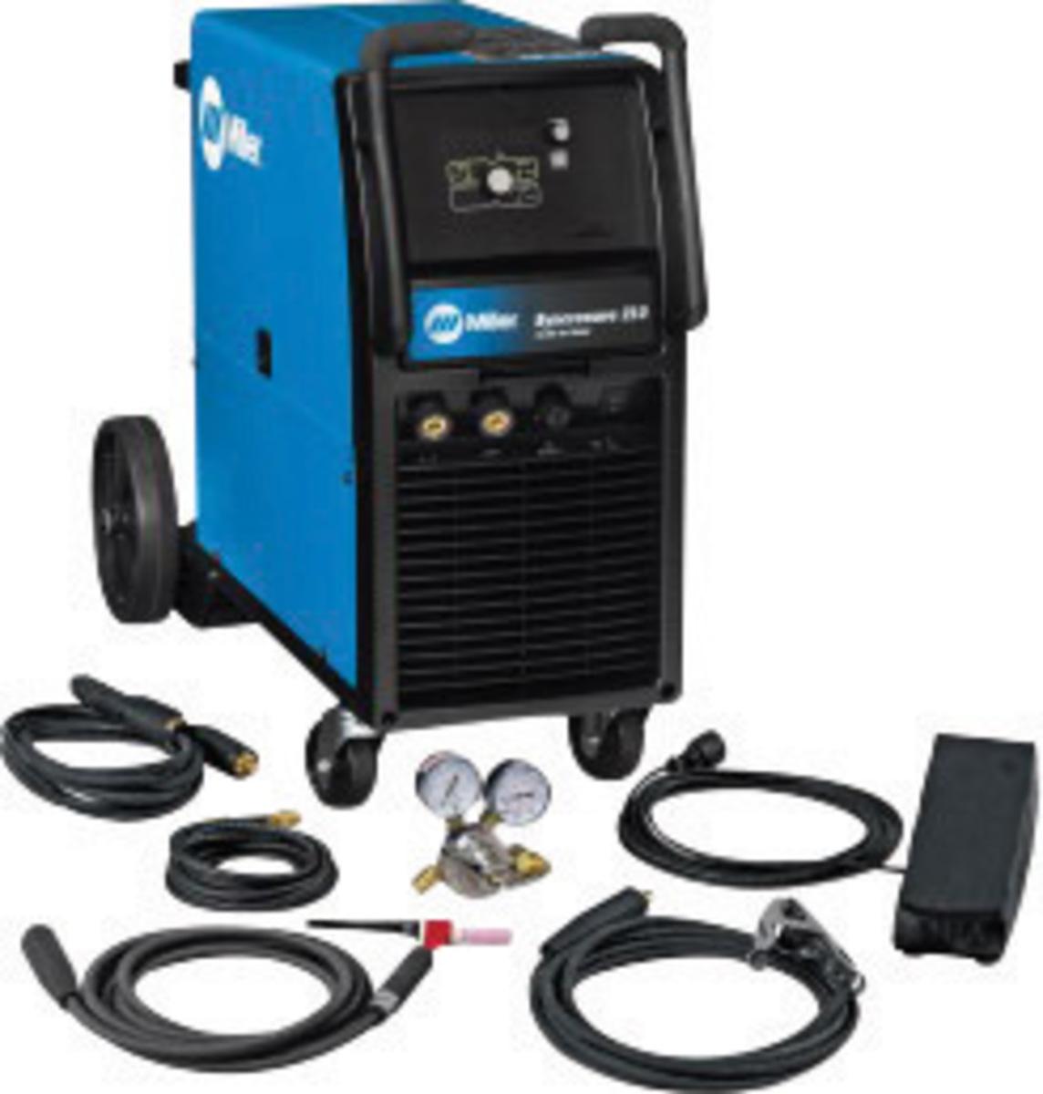 mil miller reg syncrowave reg auto line tig welder millerreg syncrowavereg 210 auto line tig welder 115 230 volt