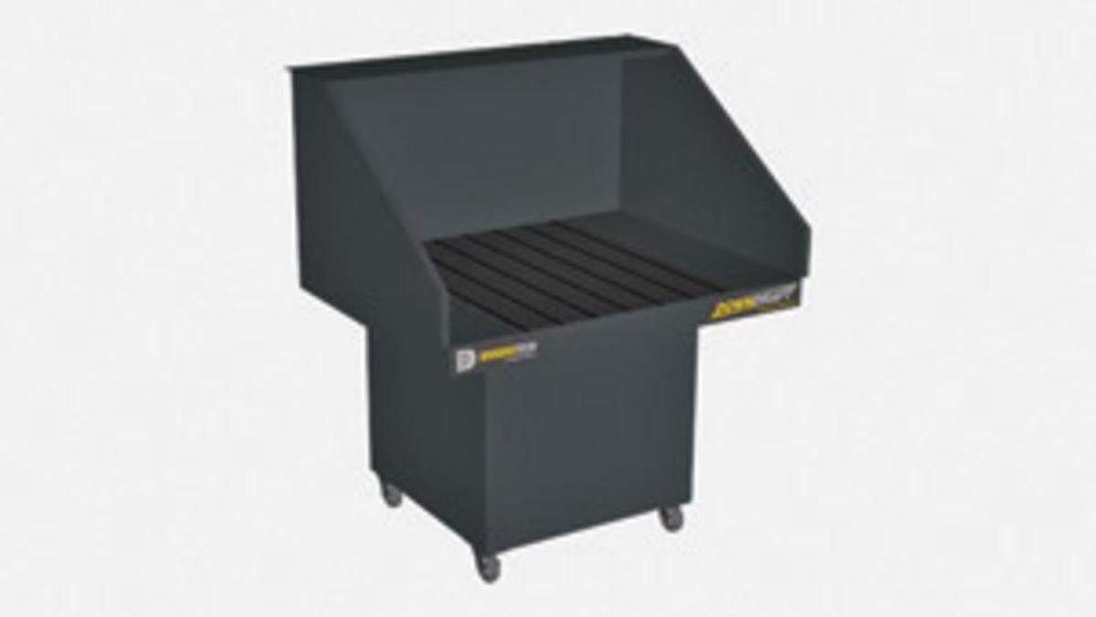 Portable Downdraft Bench : Airgas dvtmini diversi tech cfm mini portable