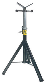 Sumner Manufacturing Company Pro Jack ST-874 Pipe Stand, 28 in - 45 in, 1/8 in - 36 in Pipe Capacity, 2500 lb Load Capacity