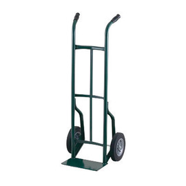 Harper™ Series 50T 600 lb Steel Industrial Hand Truck With Dual Handle (Frame Only)