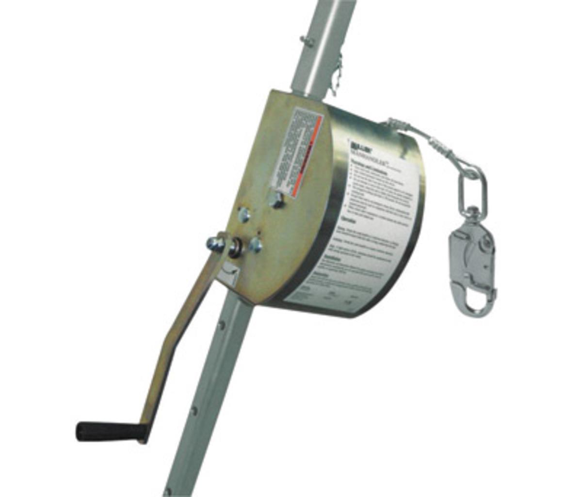 Airgas - HON8442-Z7/65FT - Miller® by Honeywell 65\' ManHandler ...