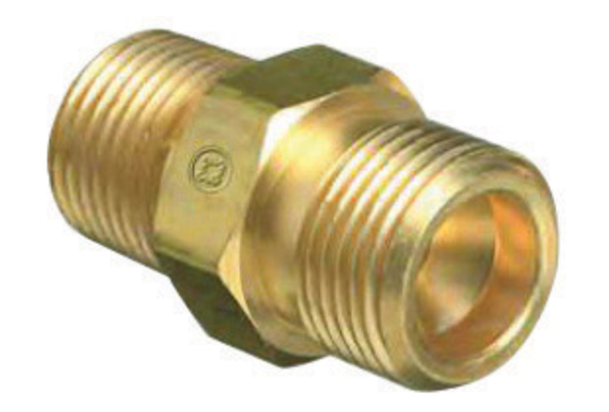 Airgas weswms western cga check valve