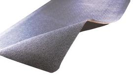Superior Manufacturing 4' X 75' Black Rubber Notrax® Anti-Fatigue Floor Mat With PVC Foam Back