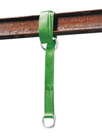 """Miller® by Honeywell 3' 2"""" Nylon Web Cross Arm Strap With (1) 2"""" D-Ring And (1) 3"""" D-Ring 