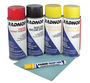 Radnor® Nuclear Inspection Kit (Contains 1 Penetrant, 1 Developer, 2 Cleaners, Wiper And Paint Marker)