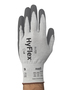 Ansell Size 9 HyFlex® INTERCEPT™ Technology Cut Resistant Gloves With Polyurethane Coated Palm