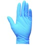 Kimberly-Clark Professional* X-Small Blue KleenGuard* G10 Flex 2 mil Latex-Free Nitrile Powder-Free Disposable Gloves (100 Gloves Per Box)