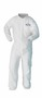 Kimberly-Clark Professional* 2X White KleenGuard* A10 Polypropylene Disposable Light Duty Bib Overalls/Coveralls