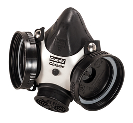 MSA Medium Comfo Classic® Series Half Mask Air Purifying Respirator <strong>(Refer to the Airgas response to Coronavirus/COVID-19 notice for important product information.)</strong>