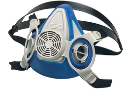 MSA Large Advantage® 200 LS Series Half Mask Air Purifying Respirator (Availability restrictions apply.)