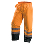 OccuNomix Size 4X Hi-Viz Orange And Navy Blue 32 3/4