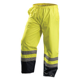 OccuNomix Size 3X Hi-Viz Yellow And Navy Blue 32 3/4