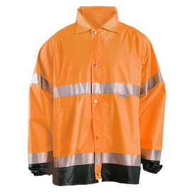 OccuNomix Medium Hi-Viz Orange And Navy Blue 30