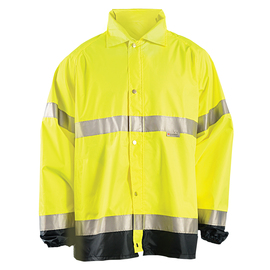 OccuNomix Size 3X Hi-Viz Yellow And Navy Blue 32