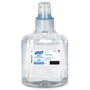 GOJO® 1200 mL Refill Clear PURELL® SF607™ Fragrance-Free Hand Sanitizer